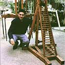 URIGELLE partecipa alla realizzazione di modelli in scala di progetticivili di Leonardo da Vinci per il museo di via Cavour a Firenze