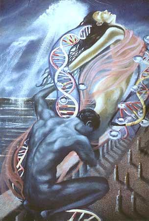 Mondi paralleli - Genesi e DNA